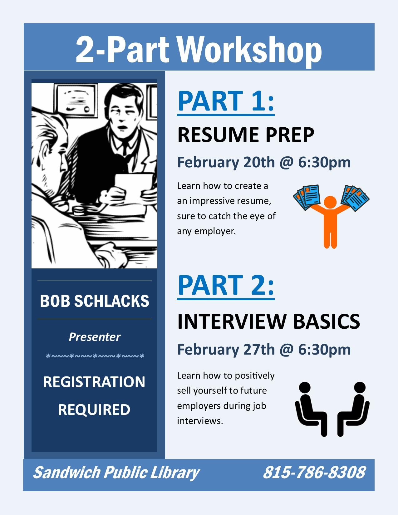 part 2 job interview basics